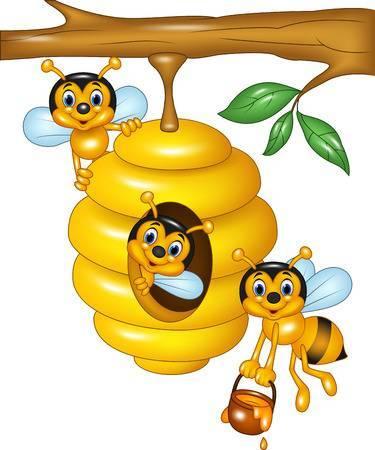 Bees nest clipart 1 » Clipart Portal.
