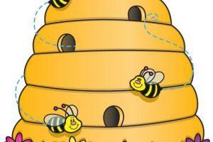 Honey bee nest clipart 3 » Clipart Portal.