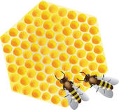 Clipart Of Beeswax K11305425
