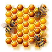 Royalty Free Beeswax Clip Art.