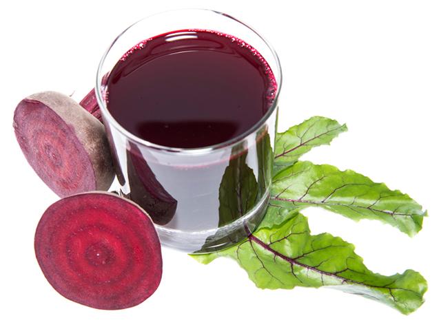 Blood Builder Beet Juice.