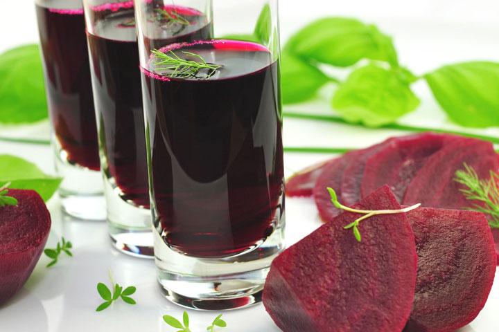 The Benefits of Beet Juice.