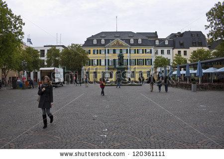Bonn Beethoven Stock Photos, Royalty.