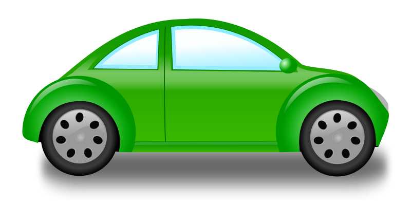 Free Clipart: Beetle (car).