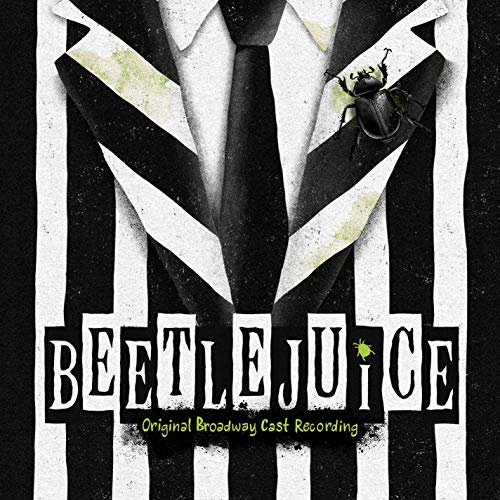 Beetlejuice (Original Broadway Cast Recording).