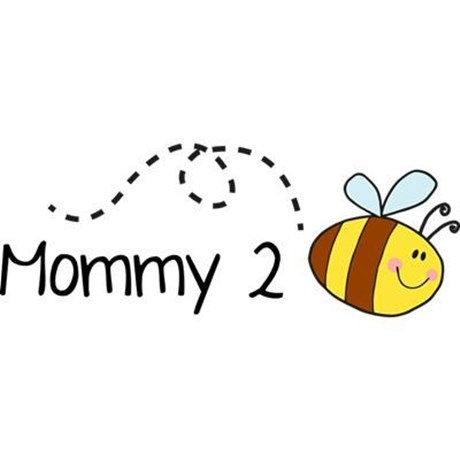 Mommy 2 Bee Yard Sign by FunniestSayings.
