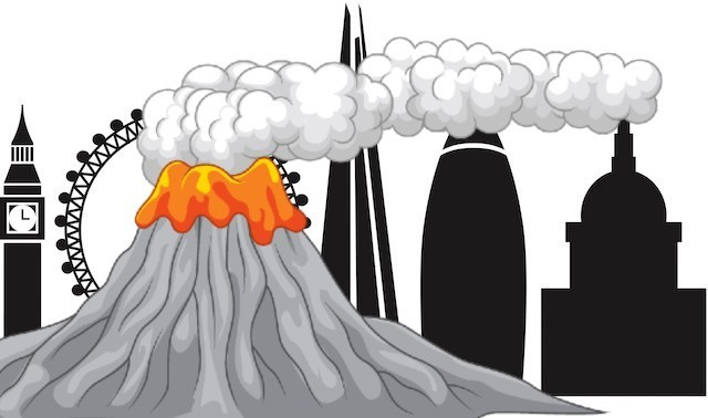 What\'s The Closest Volcano To London?.
