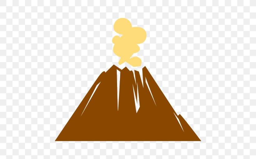 Volcano Clip Art, PNG, 512x512px, Volcano, Bit, Information.