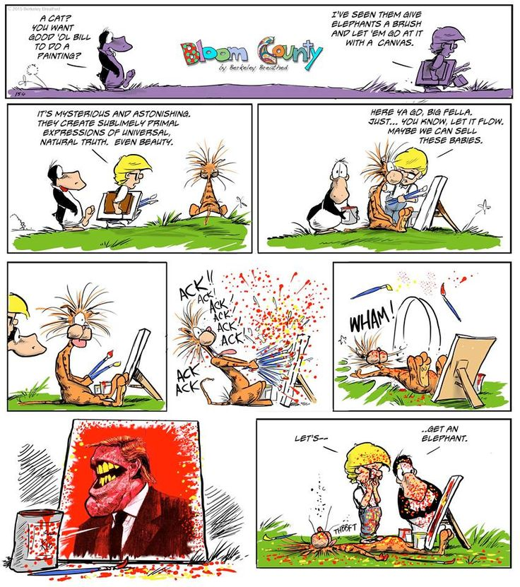 1000+ images about Bloom County on Pinterest.