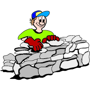 Building Wall clipart, cliparts of Building Wall free.
