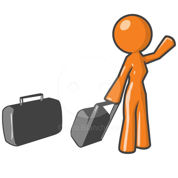Departures clipart #1