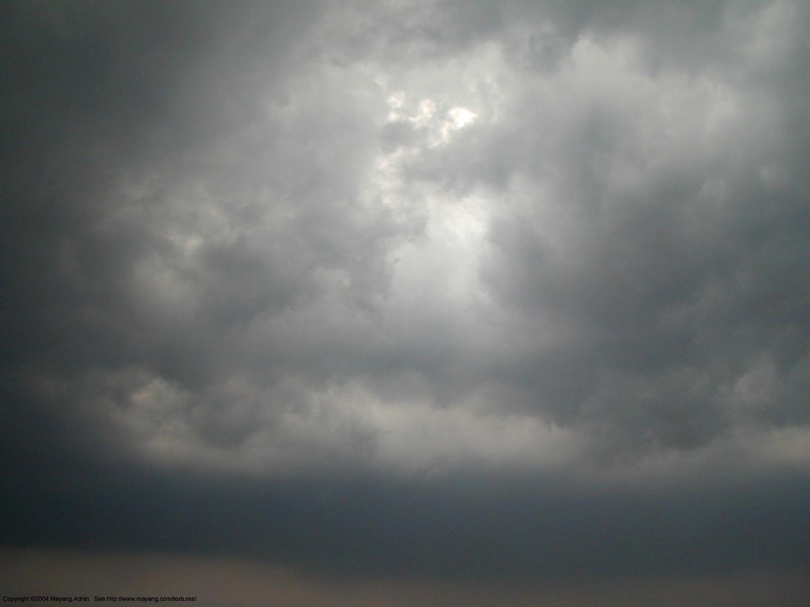 Rain And Cloud.