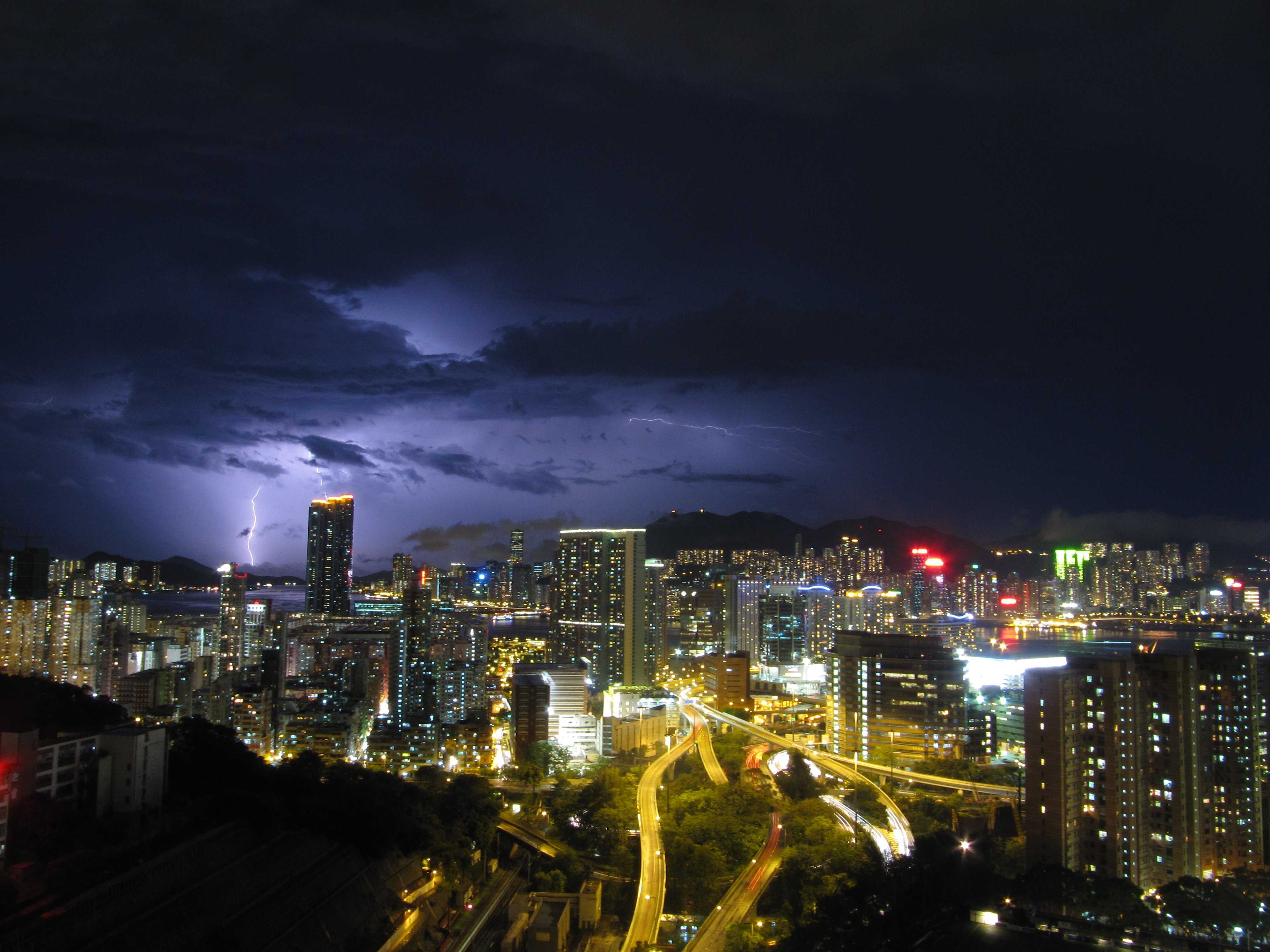 Hong Kong's Economy Is In The Calm Before The Storm.