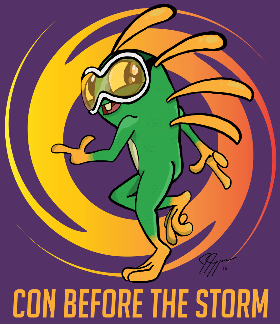 Tracer Murloc, Con Before the Storm.