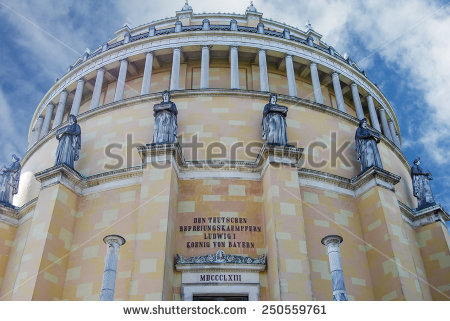Befreiungshalle Stock Photos, Images, & Pictures.