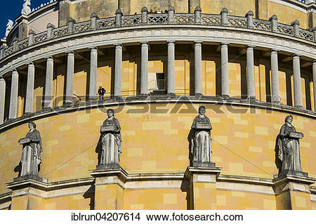Stock Photo of Befreiungshalle or Hall of Liberation, Mount.