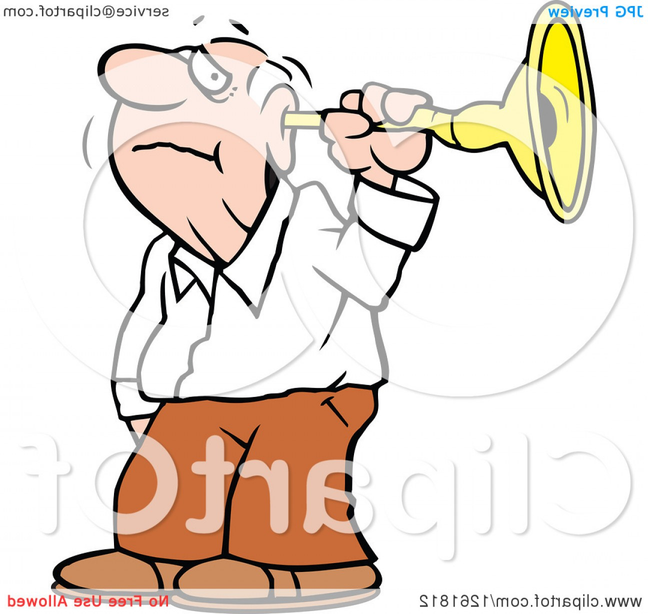 Best Ear Music Notes Clip Art Picture.