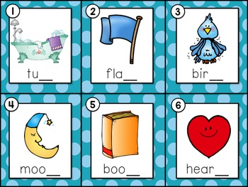 Write the Room {Beginning, Middle, and Ending Sounds}.