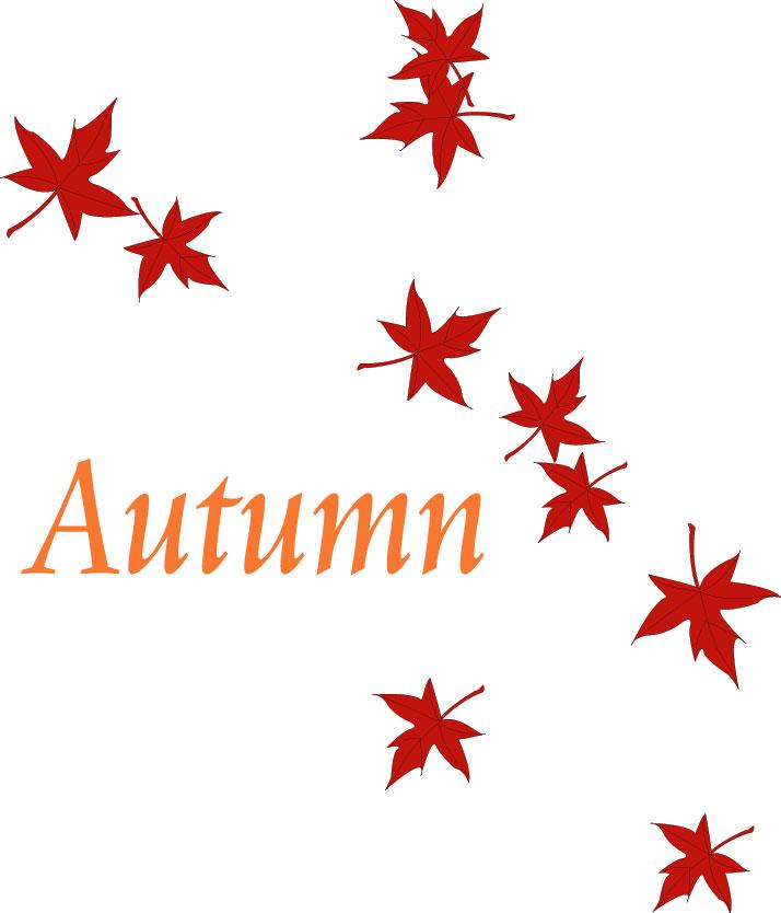 Religious Autumn Clipart.
