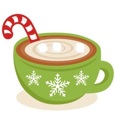 hot chocolate clip art free.