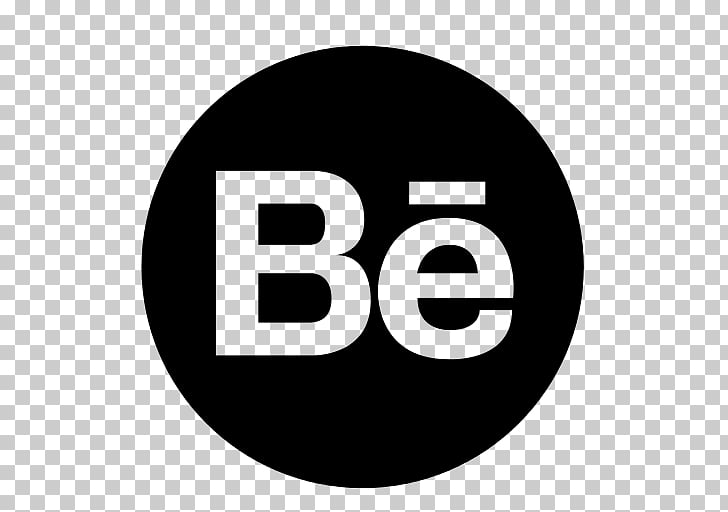 Behance Logo YouTube Graphic design, youtube PNG clipart.