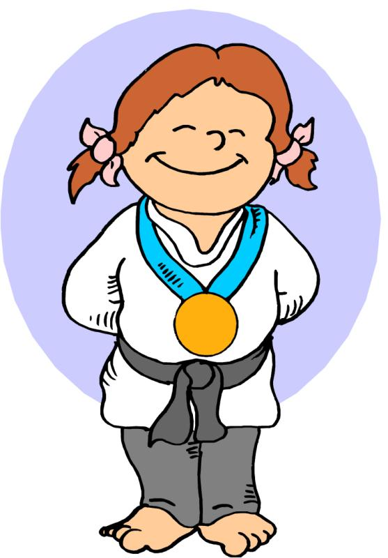Well Behaved Child Clipart.