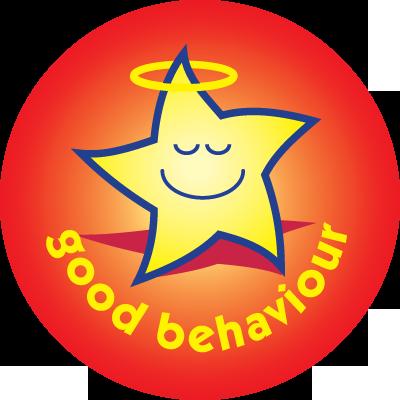 Good Behaviour Children Clipart.