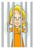 Behind bars Illustrations and Clip Art. 235 behind bars royalty.