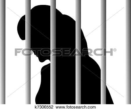 Behind bars Clipart EPS Images. 311 behind bars clip art vector.