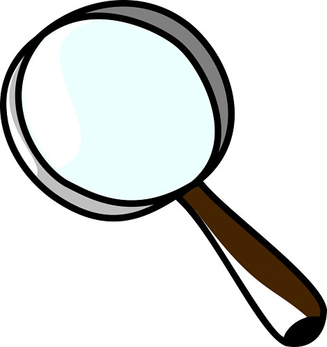 Magnifying Glass Clipart Transparent Background.