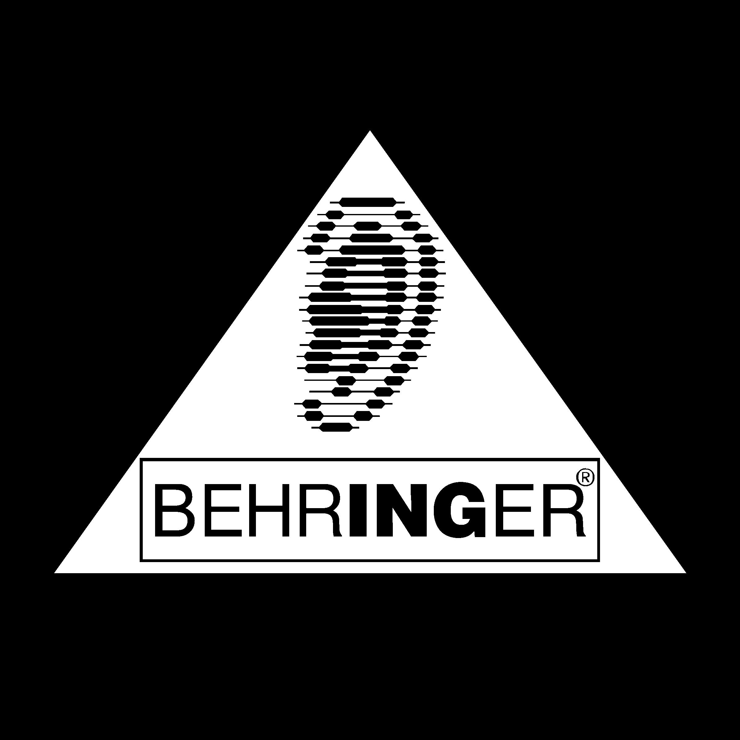 Behringer Logo PNG Transparent & SVG Vector.