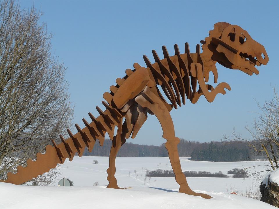 Free photo: Tyrannosaurus Rex, T Rex.