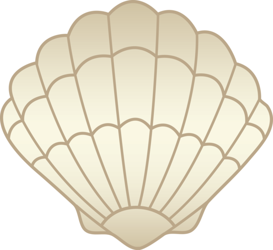 Beige Seashell.