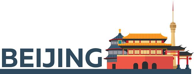 Beijing Clip Art, Vector Images & Illustrations.