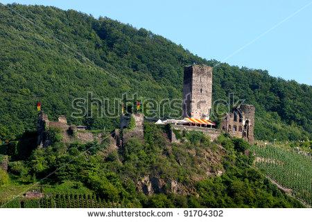 Metternich Castle In Beilstein,Germany Stock Photo 91704302.