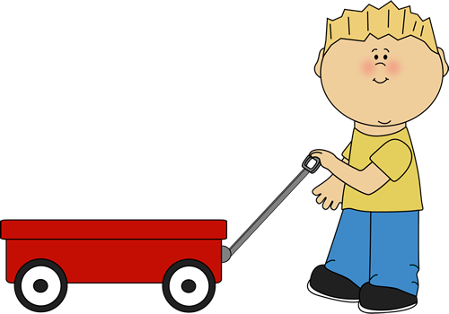 Black Cartoon Person Standing Clipart.
