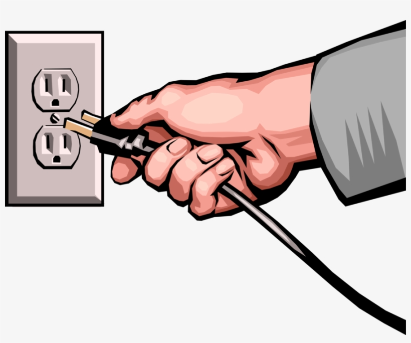 Being Safe With Electricity Clipart Electricity Ac Transparent PNG.