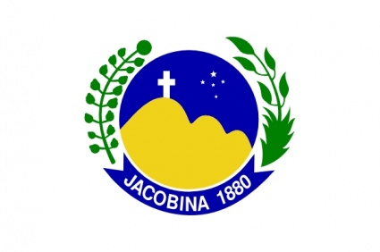 Bandeira De Jacobina clip art Free Vector.