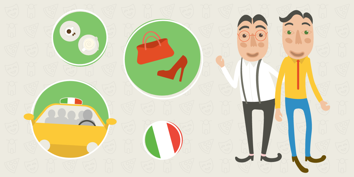 When In Rome: 8½ Ways To Integrate With The Italians.