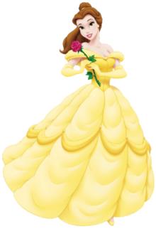 Princesas disney bela png » PNG Image.
