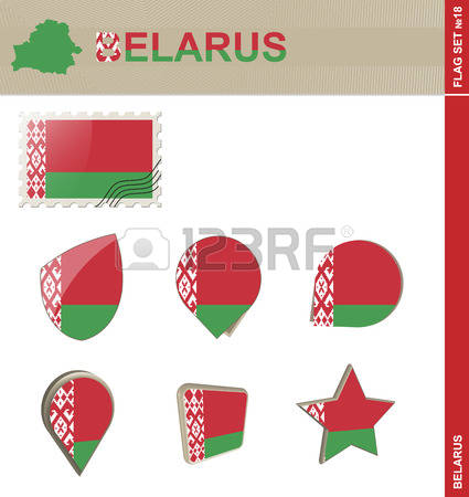 2,089 Flag Belarus Stock Vector Illustration And Royalty Free Flag.
