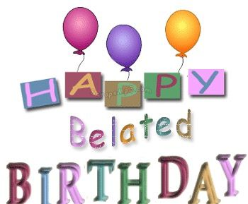 Free Belated Birthday Cliparts, Download Free Clip Art, Free Clip.
