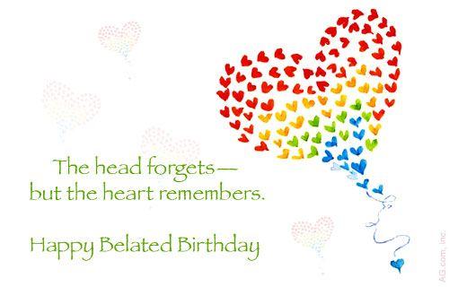 Free Happy Belated Birthday Images, Download Free Clip Art, Free.