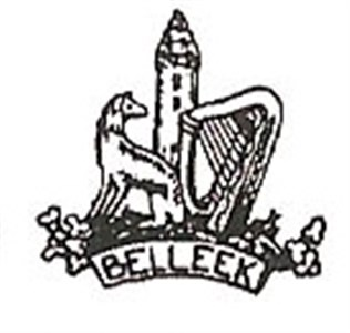 The Story Behind The Belleek Pottery Visitor Centre.