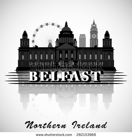 Belfast clipart.