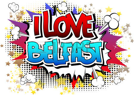 208 Belfast Ireland Stock Illustrations, Cliparts And Royalty Free.