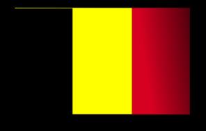 Clipart belgium flag.