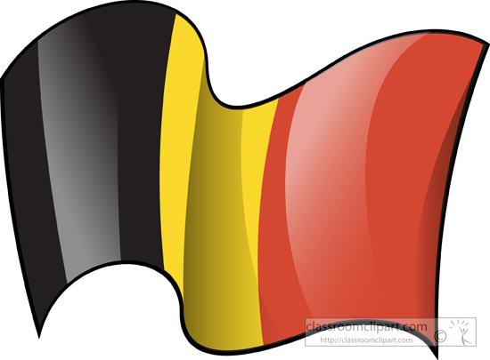 World Flags : Belgium.