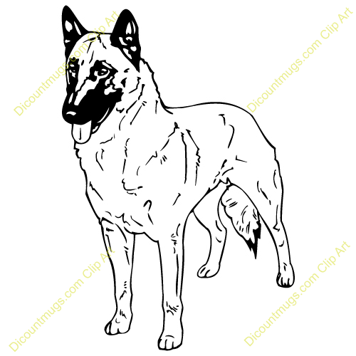 Belgian Malinois Art Related Keywords & Suggestions.