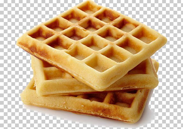 Ice Cream Belgian Waffle Breakfast Belgian Cuisine PNG.